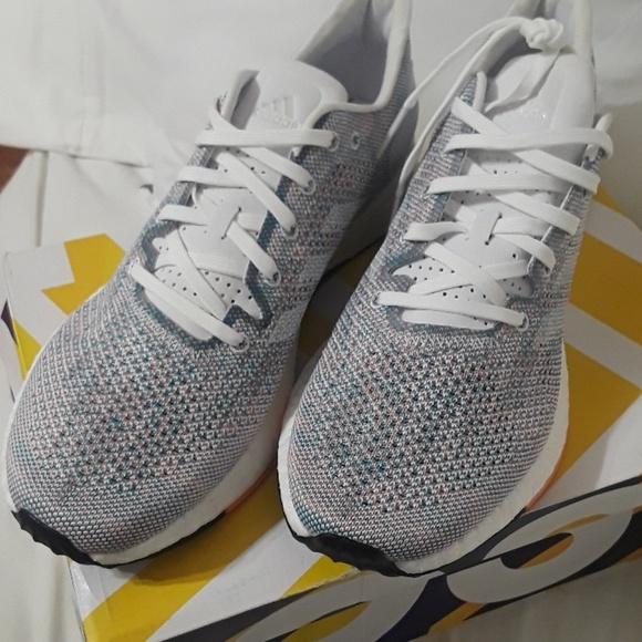 finest selection 10ae5 8da85 Adidas PureBoost DPR Womens Running Shoe